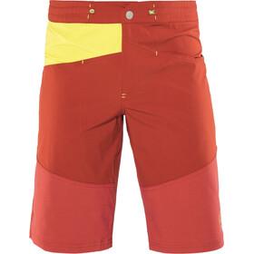 La Sportiva TX Shorts Herre brick/sulphur